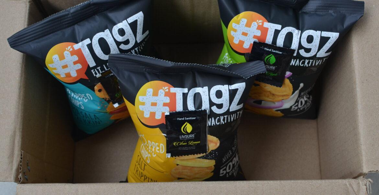 Tagz – Snack the healthier way!